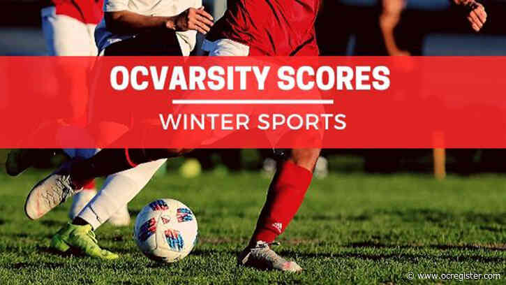 Orange County scores and player stats for Friday (2-14-2020)