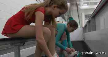 Figure skating friends from Lethbridge head to Alberta Winter Games together