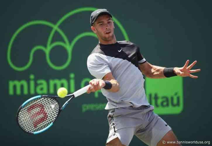 Borna Coric Talks About Overtaking Roger Federer, Rafael Nadal, Novak Djokovic