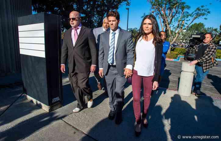 Ex-OC prosecutor urges judge: Don't drop case against Newport Beach surgeon, girlfriend