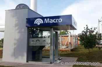 Banco Macro suma un nuevo cajero automático en San Pedro - Misiones Cuatro