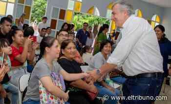 """Morales en """"Escuelas de Verano"""" del departamento San Pedro - El Tribuno.com.ar"""