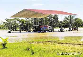 Lluvias afectan sembradíos en San Pedro y anegan casas en Cabezas - EL DEBER