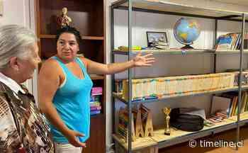 Nueva biblioteca en San Pedro de Atacama invita a la comunidad a disfrutar de la literatura en esta temporada estival - Timeline.cl