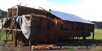 Tormenta de agua, viento y granizo en San Pedro - Primera Edicion