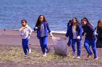 Escuela de San Pedro de la Paz gana Interescolar Ambiental - Diario Concepción