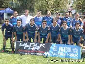 Finaliza Campeonato de la Amistad Copa Gladys Moya Padilla - Diario El Heraldo Linares
