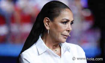 Isabel Pantoja se emociona al darle el pésame a Paz Padilla - Hola