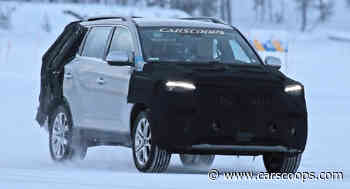 2021 SsangYong Rexton Facelift Gears Up For Renewed Assault On Mid-Size SUV Establishment - CarScoops