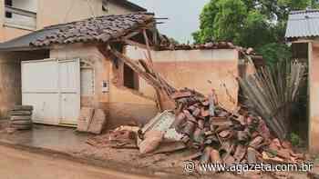Muniz Freire ainda tem localidades isoladas após enchente de janeiro - A Gazeta ES