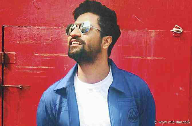 Vicky Kaushal: I'm scared I wouldn't know how to act