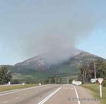 Incendio en Pan de Azúcar se encuentra a un kilómetro de la reserva - 970universal.com