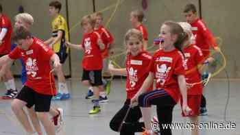 Handball spielen statt vor der Glotze hocken - op-online.de