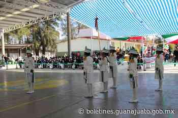 Realiza SEG tercera muestra de escoltas en San Luis de la Paz - Noticias Gobierno del Estado de Guanajuato
