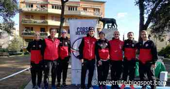 Impegni a raffica per i Free Runners Velletri - Velletri