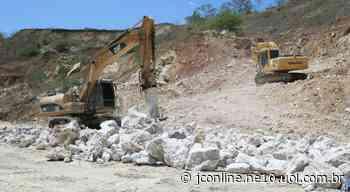 Fábricas do polo gesseiro de Araripina são flagradas furtando energia - JC Online