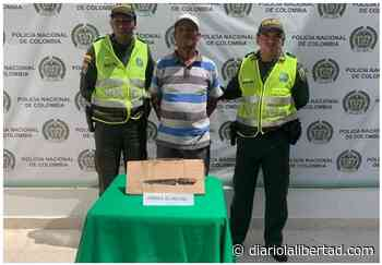 Intentó asesinar a puñaladas a su hija y exmujer en Aguachica, Cesar - Diario La Libertad
