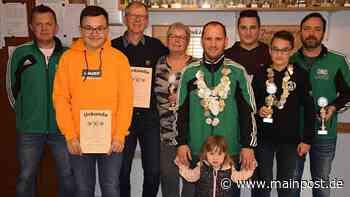 Waltershausen: Peter Rittweger ist neuer Schützenkönig - Main-Post