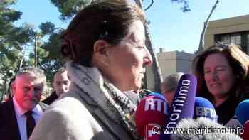 Carry-le-Rouet - Santé - Coronavirus : la ministre de la Santé Agnès Buzyn en déplacement à Carry-le-Rouet - Maritima.info