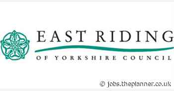 Conservation Officer job with East Riding of Yorkshire Council | 26891 - The Planner