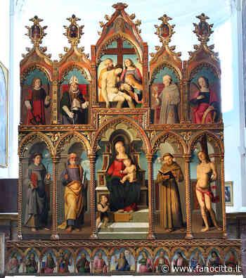 Polittico di Monte San Pietrangeli l'opera restaurata in mostra a Fano - fanocitta.it