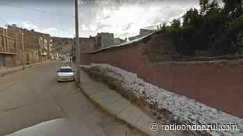 Puno: Viviendas rusticas jirón Tiahuanaco están en peligro de colapsar - Radio Onda Azul