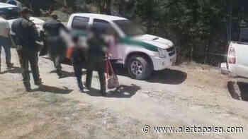 Rescatan dos hermanitos que, al parecer, eran abusados por su padrastro en Abejorral - Alerta Paisa
