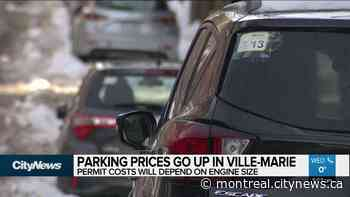 Parking rates go up in Ville-Marie - CityNews Montreal