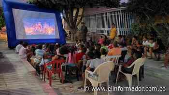 """Electricaribe llega con """"Cine al Barrio"""" a Santa Marta y Ciénaga - El Informador - Santa Marta"""