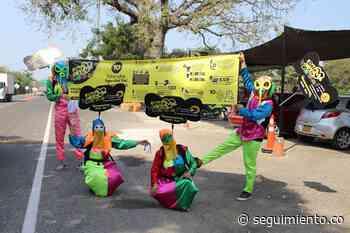 Alcaldía de Ciénaga comenzó campaña para prevenir accidentes de tránsito durante Carnaval - Seguimiento.co