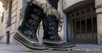 Sorel is having a sale on winter boots and shoes - TODAY