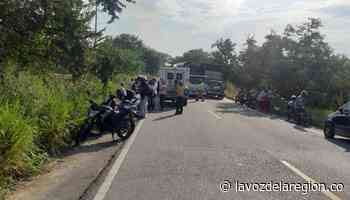 Mujer que conducía un vehículo, causó tragedia vial cerca a Hobo - Noticias
