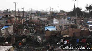 Comunidad shipibo-conibo retornó a Cantagallo tras 3 años del incendio - exitosanoticias