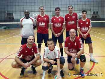 Match Pré-National Masculin: CSAD-CHATELLERAULT / LA ROCHELLE Volley-Ball Salle Omnisports 10 avril 2020 - Unidivers