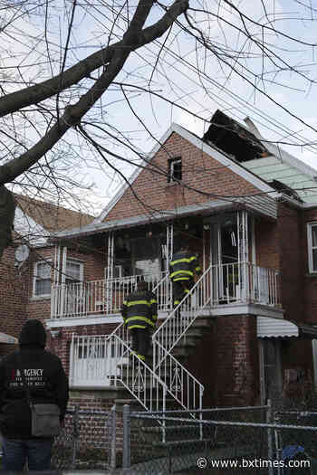 Fire occurs on Revere Avenue residence rooftop