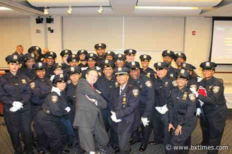 Jacobi holds graduation ceremony for NYC Hospital Police Academy special officers