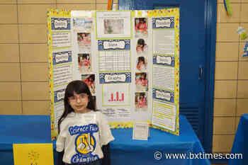 Annual Science Fair hosted at Albert Einstein School