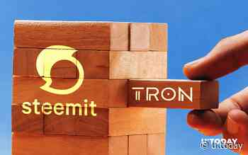 Just In: Steemit Moves to Tron (TRX) Blockchain - U.Today