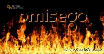 OmiseGo Price Analysis OMG / USD: Burning The Stash - Crypto Briefing
