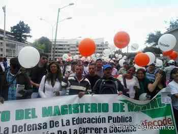 Contabilizan 36 docentes amenazados en Nariño - Diario del Sur