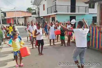 Niños músicos sueñan con cambiar tapas de olla y galones por instrumentos de verdad - Noticias Caracol