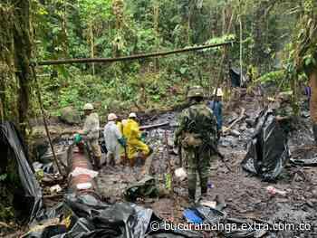 Golpe contra economías ilícitas tras destrucción de refinerías ilegales en Nariño [VIDEO] - Extra Bucaramanga