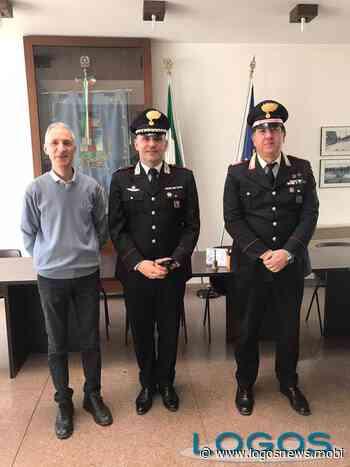 Il maggiore Falcucci a Nosate - Logos News