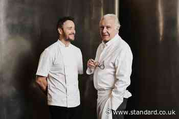 Alain Ducasse and Jason Atherton partner in aid of Hospitality Action - Evening Standard