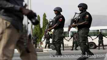 Bayelsa Election: Heavy security presence at major junctions in Yenagoa - Premium Times