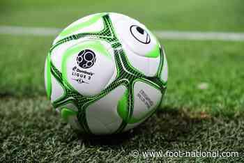 Ligue 2 : Pas le moindre but à la pause dans les deux matchs de l'après-midi