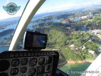 Tour Aéreo en Guatapé: El Mejor de Colombia - torreeldorado.co