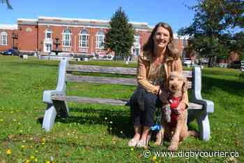 Hafting ready to be sworn in as Annapolis Royal's newest councillor | The Digby Courier - The Digby Courier