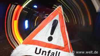 Vier Verletzte bei Unfall bei Westerburg - DIE WELT