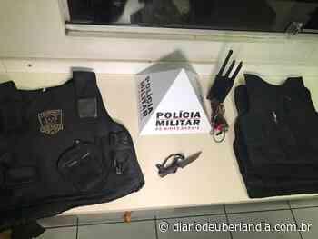 Perseguição no bairro Morada Nova termina com troca de tiros e carro recuperado - Diário de Uberlândia